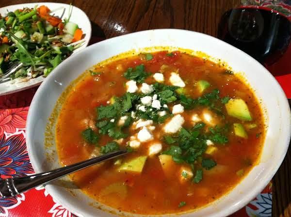 Chipotle Pork & Corn Chili Verde