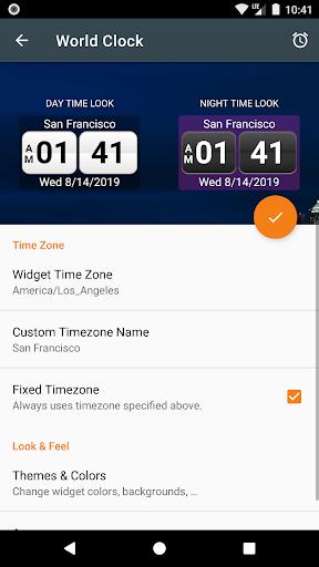 World Clock Widget 4.5.9 screenshots 3