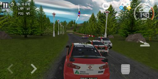 Final Rally: Extreme Car Racing apkpoly screenshots 1