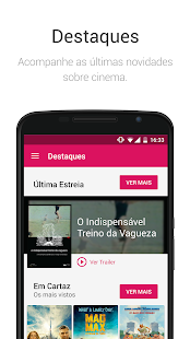 SAPO Cinema- screenshot thumbnail