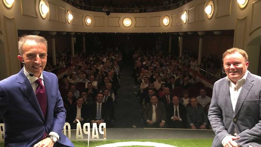 'Papá quiero ser árbitro': la vida de Borbalán