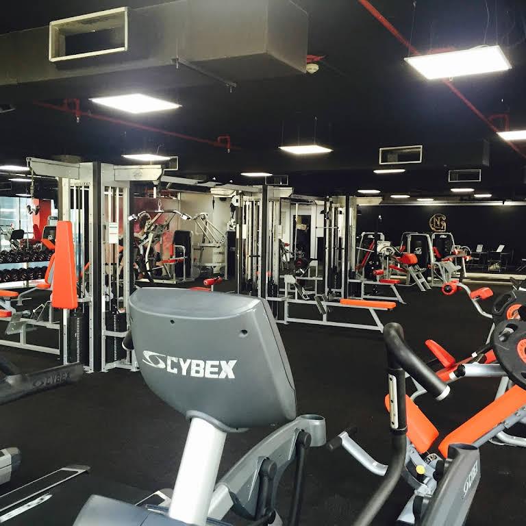 Nitro Gym Silicon Oasis Gym