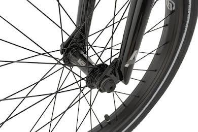 "Radio 2019 Astron 20"" FS Complete BMX Bike 20.6"" TT Metallic Yellow alternate image 0"
