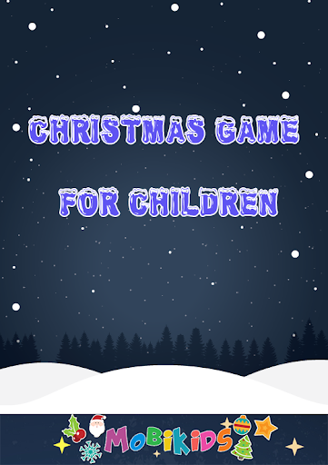 Christmas Game for Children