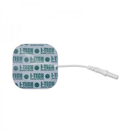 Kvadratiska Elektroder 4 stycken med storlek 48 x 48 mm