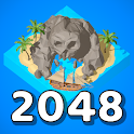 World of 2048: Merge Games 3D icon