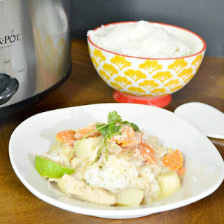 Crockpot Thai Curry