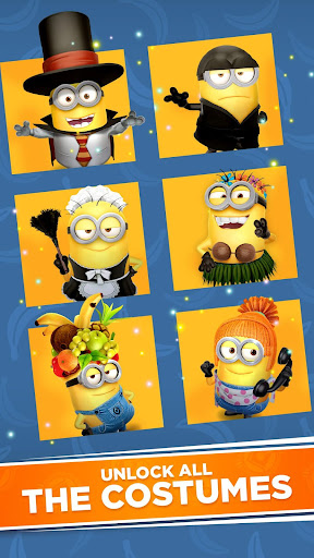 Minion Rush: Despicable Me Official Game 6.4.1a screenshots 2