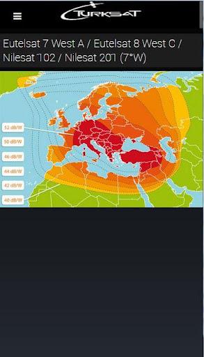 Frequencies TurkSat 42
