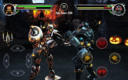 Real Steel Screenshot 12