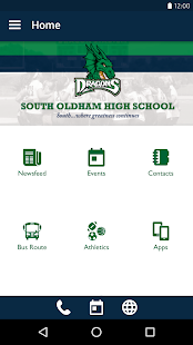 South Oldham High School - náhled