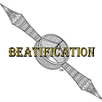 Logo of Russian River Beatification