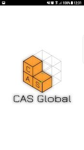 CAS Global - náhled