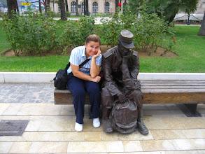 Photo: Yorgun postacılar ! Tired postman and postwoman!
