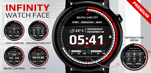 Infinity Watch Face - Apps on Google Play