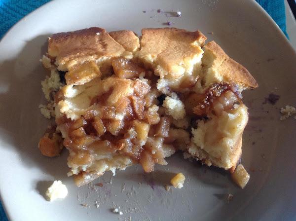 Apple Blueberry Coffee Cake Recipe