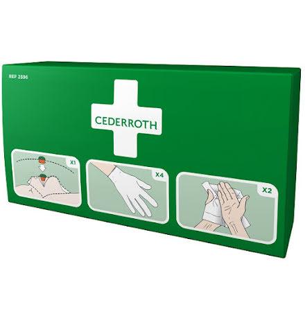 Skyddspaket med Handskar, Savett Safety Skin Cleanser och An