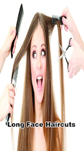 Long Face Haircuts - náhled