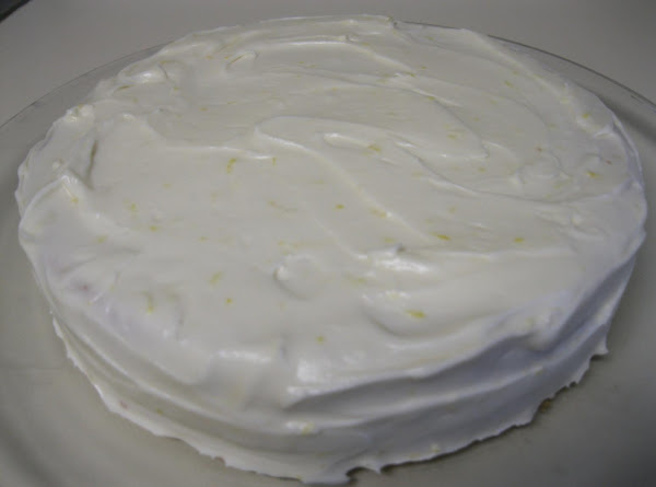 Lemonade Layer Cake Recipe