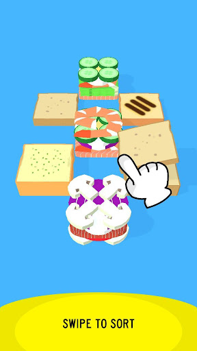 Sandwich Sort android2mod screenshots 5