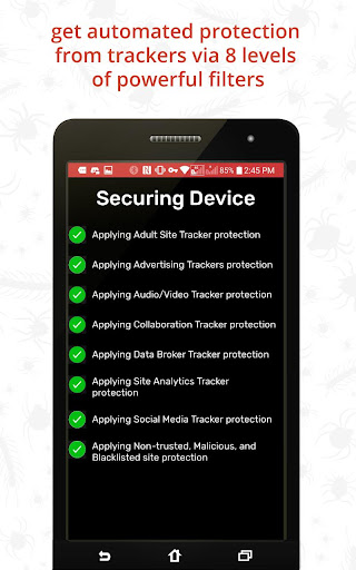 Redmorph Ultimate Privacy & Security Solution screenshot 3