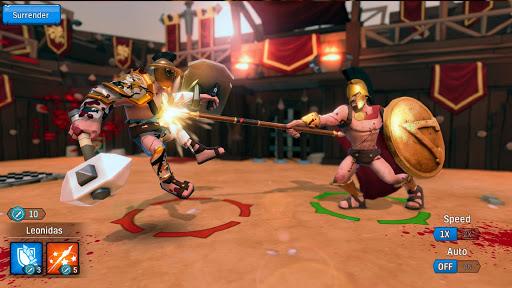 Gladiator Heroes - Fights, Blood & Glory 2.6.0 Screenshots 6
