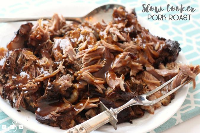 Slow Cooker Pork Shoulder Roast Recipes — Dishmaps