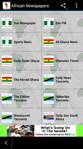 African Newspapers