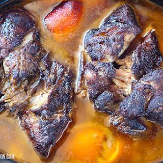 Slow Cooker Pork Shoulder (For Carnitas & Pulled Pork).