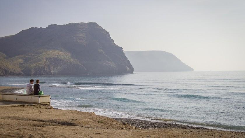 Cabo de Gata enamora a los turistas.