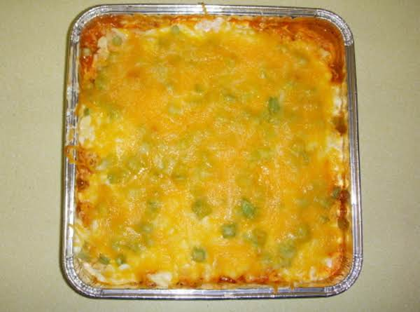 Lali's Famous Buffalo Chicken Dip Recipe