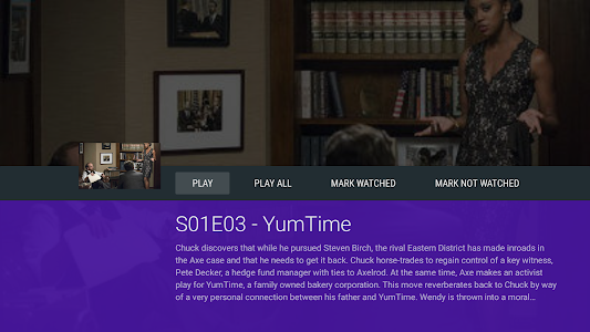 ViMu Media Player for TV screenshot 8