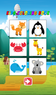 Download animal coloring book : kids For PC Windows and Mac apk screenshot 2
