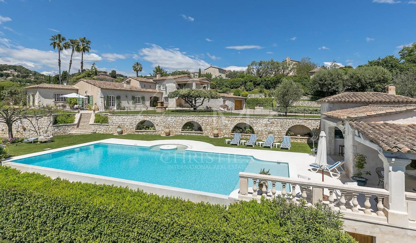 Villa with pool Saint Paul de Vence