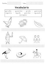 Photo: Vocabulario