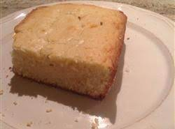 Butter Almond Cake Recipe