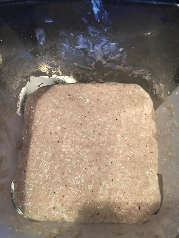Real Sourdough Starter Recipe