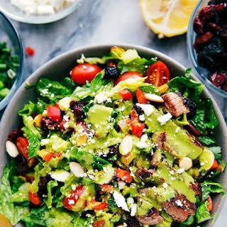 Tri-Tip Steak Salad (Chicken Option).