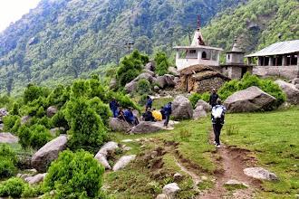 Photo: Chandrela temple