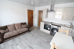 Cathays - 1 Bed - GF Flat