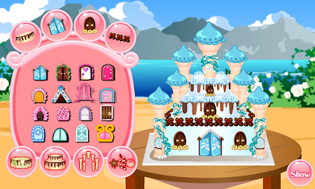 Princess Castle Cake Cooking 3.0.1 screenshot 525258