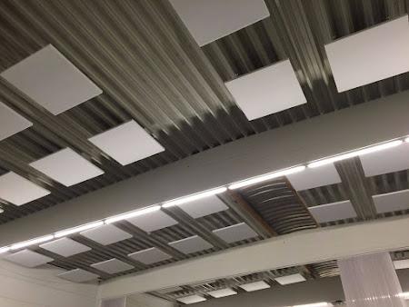 250 panelen in 2 evenementenhallen - Vilvoorde