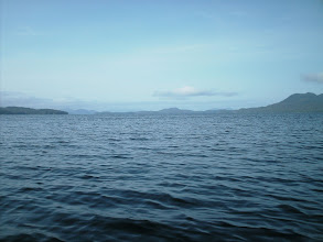Photo: My last view of Wright Sound before entering Grenville Channel.