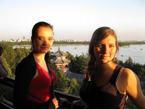 Photo: Peking - sommerlicher Sonnenuntergang - Emma