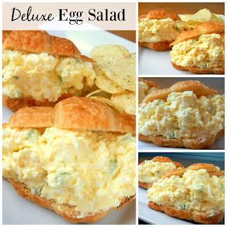 Deluxe Egg Salad.