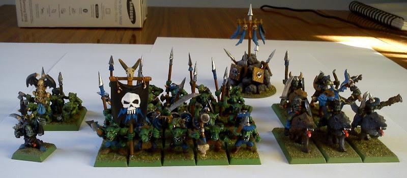 Photo: My goblin army