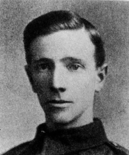 George Archibald Docherty likeness