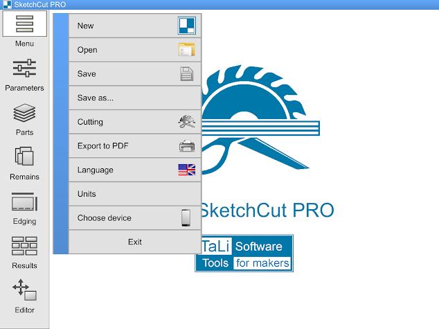 SketchCut PRO - Fast Cutting Screenshot