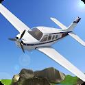 Airplane Flight Simulator RC icon