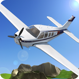Airplane Flight Simulator RC icon do jogo